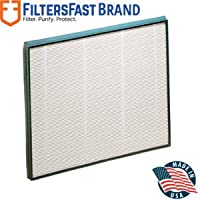FiltersFast Compatible Replacement for Hunter 30940 QuietFlo HEPA Purifier Filter
