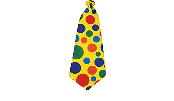 Corbata ancha de payaso: Amazon.es: Juguetes y juegos