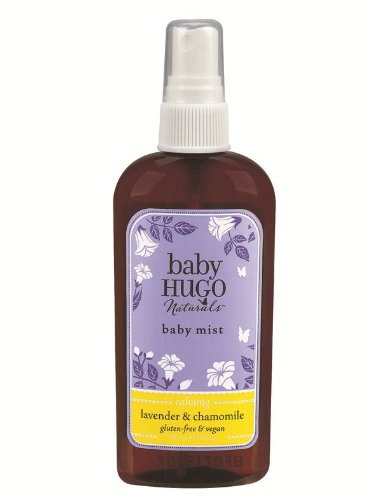 Hugo Naturals Baby Mist, Lavender & Chamomile, 6-Ounce, (Pack of 2)