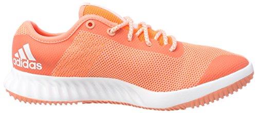 Adidas Mujer W Para Deporte cortiz 000 ftwbla Naranja Zapatillas Crazytrain naalre Lt De rEaZHqr0g