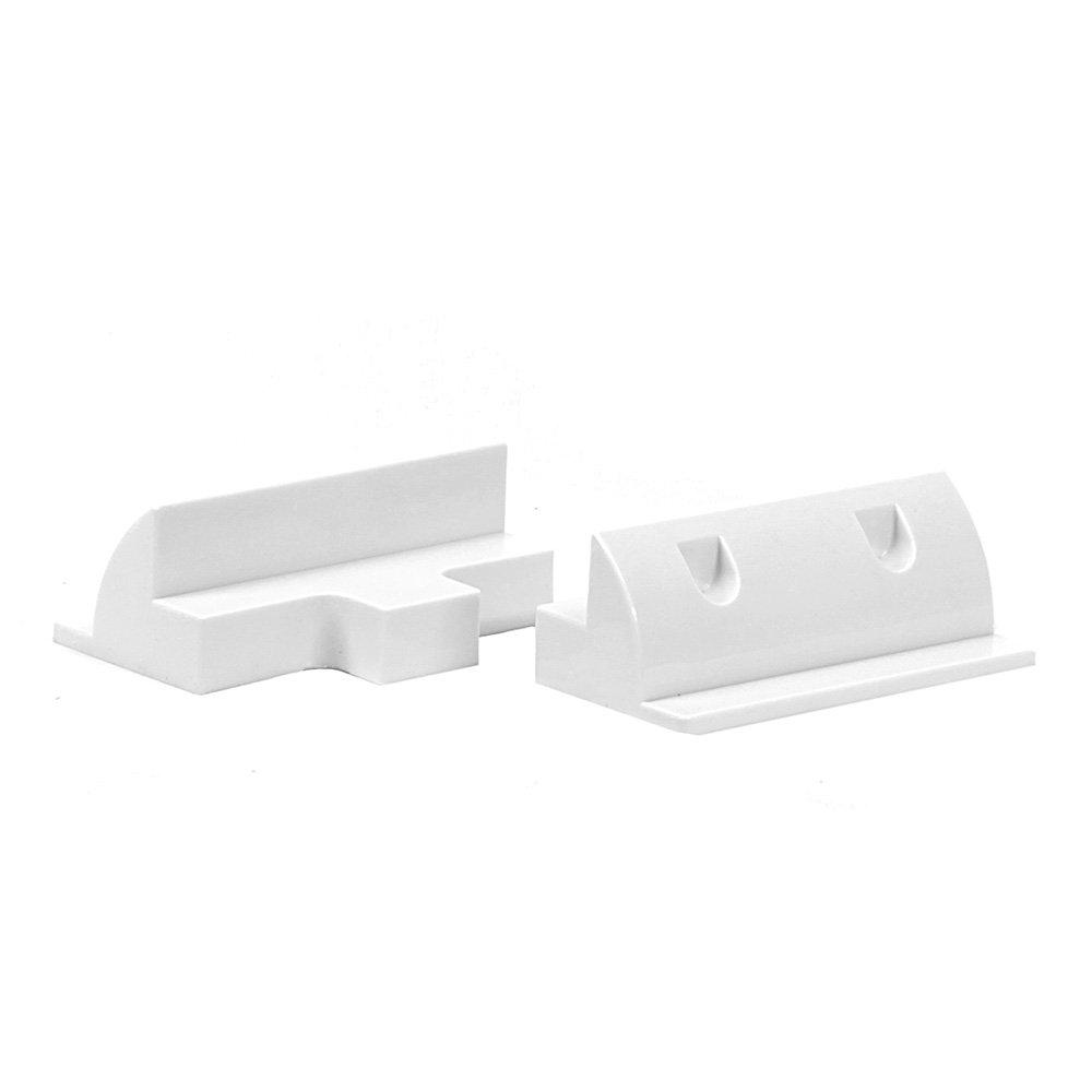 Offgridtec ABS Verbindungs-Spoiler wei/ß Verbindungsprofile 180mm 006535 1 St/ück