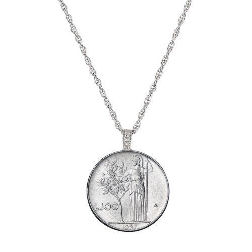 Italian Lire Coin - 4