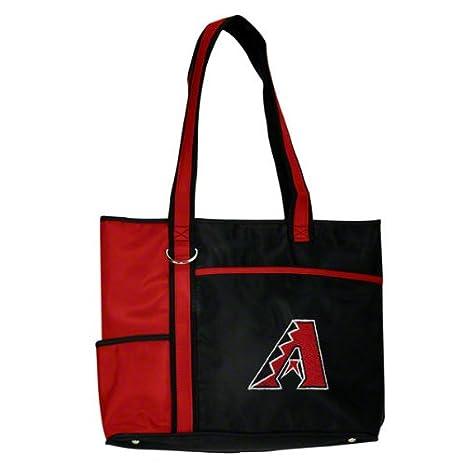 6906b9ff8 Charm14 MLB Arizona Diamondbacks Tote Bag with Embroidered Logo