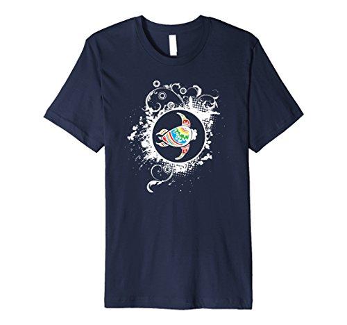 Spike Turtle T-shirt (Turtle sigil Island wear Graphic Art Shirt)