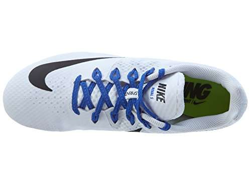 Sportive Adulto nbsp;scarpe racer Rival Blue Zoom white White Unisex Black Black 8 Nike S Blue nXx05wgO