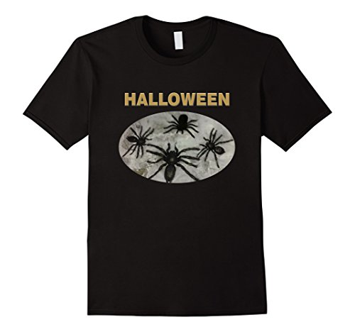 Mens Easy DIY Spider Halloween Costumes For Men Women Kids 2XL (Creative Couples Halloween Costumes Ideas)