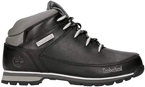 Timberland Euro Sprint Hiker Boots 6200R Black Size 9.5