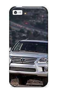 CjtCuyy2486XXdUt Lexus Lx 570 13 Fashion Tpu 5c Case Cover For Iphone