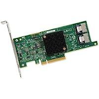 LSI Logic LSI00301 Host Bus Adapter (SGL 8-poort, PCIe 3.0, SAS 2.1)