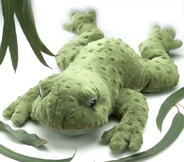 Freddy The Eucalyptus Scented Frog