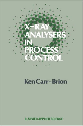 X-Ray Analysers in Process Control