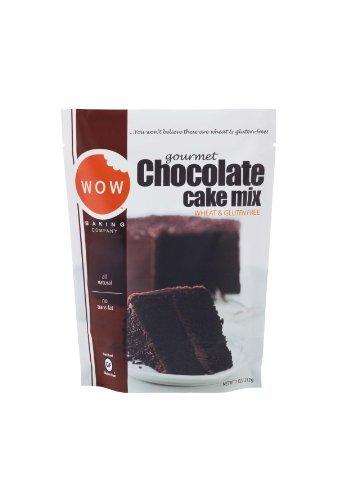 WOW BAKING COMPANY Chocolate Cake Mix, 11 OZ