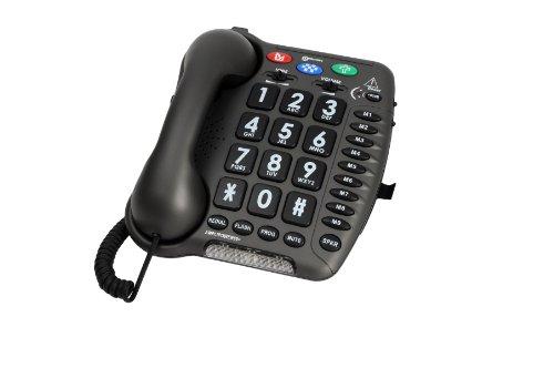 Sonic Bomb AMPLIPOWER60 Multifunction Amplified Telephone ()