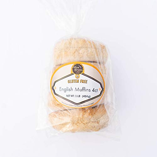 New Grains Gluten-Free English Muffins (2-Pack)