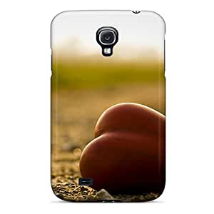 DxYrnJQ570Ojola Steptone Heart Durable Galaxy S4 Tpu Flexible Soft Case