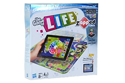 The Game Of Life Zapped Edition For Ipad from Hasbro Games