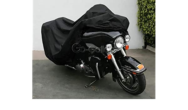 XXXL Motorcycle Cover Fit Harley Davidson Electra Glide Ultra Classic FLHTCU