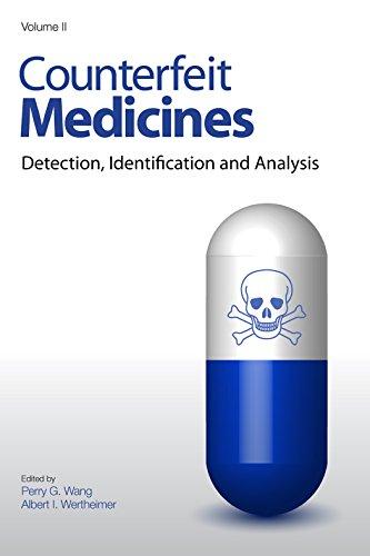 Counterfeit Medicines Volume II Detection, Identification and Analysis Pdf