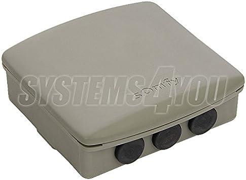 Somfy/ /Control universal 1841022/M Radio RTS de 2/canales receptor de radio