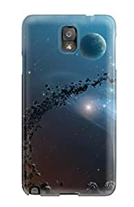 Best Case Cover Skin For Galaxy Note 3 (magic Of Universe)