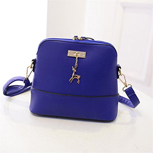 Vintage Nubuck Leather Women Bags Fashion Shoulder Bag Winter Casual Crossbody Bag (Fringe Bag Winters)