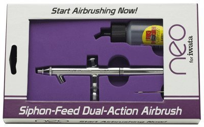 Neo for Iwata BCN siphon feed airbrush - 5 Years Warranty by Iwata