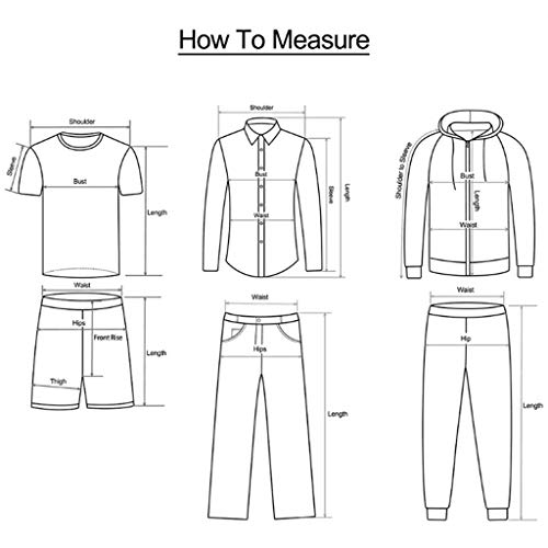 NRUTUP Mens Printing Star Stripe Shirt Short Sleeve T-Shirt Blouse Tops (Black,XXL) by NRUTUP (Image #4)