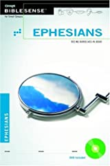 Group's Biblesense Ephesians: Seeing Ourselves in Jesus Paperback