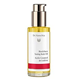 Dr. Hauschka Blackthorn Toning Body Oil, 2.5-Ounce