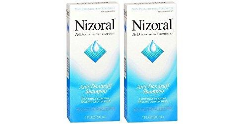 Nizoral Anti Dandruff Shampoo 7oz Pack product image