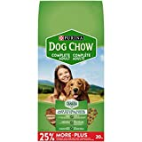 Dog Chow Purina Complete Adult Dog Food 20 kg Bag, 1 Pack
