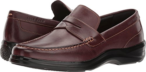 Cordovan Penny Loafer (Cole Haan  Men's Santa Barbara Penny II Cordovan Leather Shoe)
