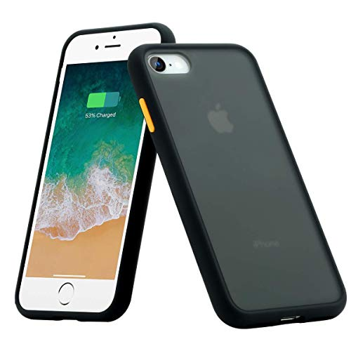custodia iphone 7 nero