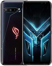 Asus ROG Phone 3 5G ZS661KS/I003DD SD865+/ 512GB 12GB RAM Factory Unlocked | (GSM Only | NO CDMA - not compatible with Verizon/Sprint) Global Version - Black Glare