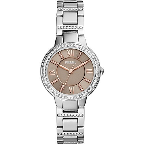 Fossil-Virginia-Three-Hand-Stainless-Steel-Watch