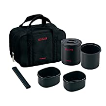 Zojirushi thermal insulation lunch box 0.7 Go Black SZ-MB04-BA