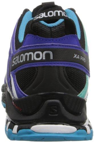 Damen Traillaufschuhe 3D Pro Salomon XA Schwarz twqHBO