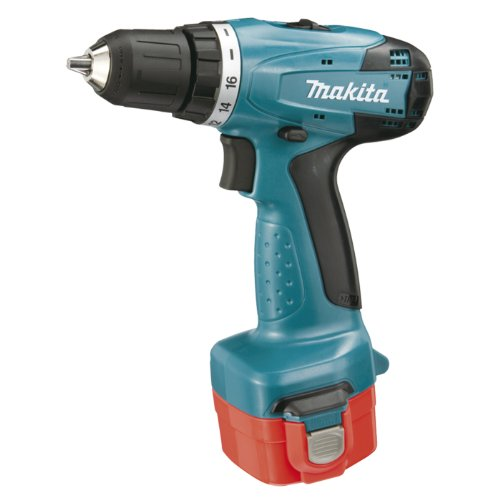 Makita 6271DWPLE 12-Volt 3/8-Inch Cordless Driver/Drill with Flashlight Kit (Discontinued by Manufacturer)