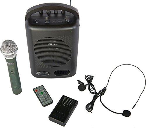 Amplivox SWB245 Power Pod Pa System Wireless