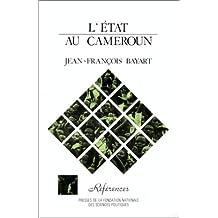 L'ÉTAT AU CAMEROUN