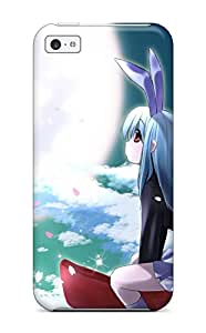 Tpu Case Cover Compatible For Iphone 5c/ Hot Case/ Touhou