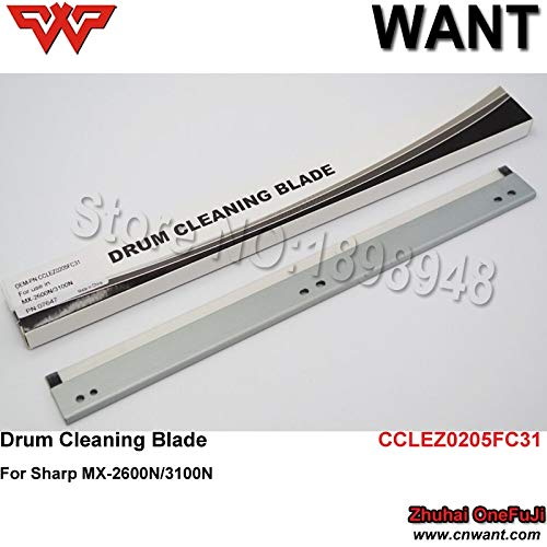 Printer Parts CCLEZ0205FC31 Drum Cleaning Blade Wiper Blade Cleaning Blade for sharp MX-2600N/3100N 8pcs/lot by Yoton (Image #4)