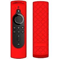 ¡¡¡El Mejor Regalo!!! Funda de Silicona remota de Junshion para Amazon Fire TV Stick 4K TV Stick Funda Protectora Piel