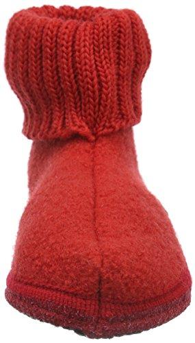 rubin Rot Slippers Unisex Red Child Karl 11 Haflinger Y8XnX