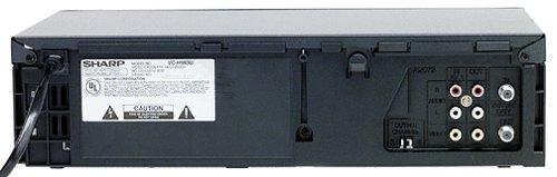 Sharp VCH993U Hi-Fi VCR