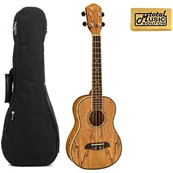 oscar schmidt tenor ukulele spalted mango uke ou7t grover tuners gig bag ou7t. Black Bedroom Furniture Sets. Home Design Ideas