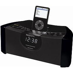 Emerson iTone Clock Radio for iPod (Black)