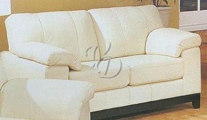 Amazon.com: Contemporary Modern Loveseat/Love Seat Sofa ...