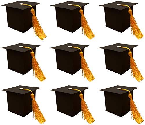 Graduation Gift Box - 48 Pack Graduation Cap Style Gift Box 2.3