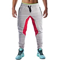 FLYFIREFLY Men's Gym Sport Pants Bodybuilding Workout...